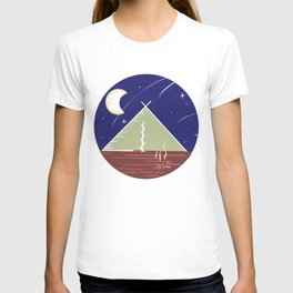 Camping Under the Stars / Nature Camping Trip T-shirt
