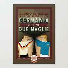 Poster Nostalgica - Germania divisa Canvas Print