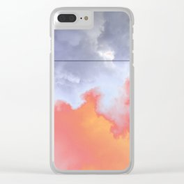 CloudFall Clear iPhone Case