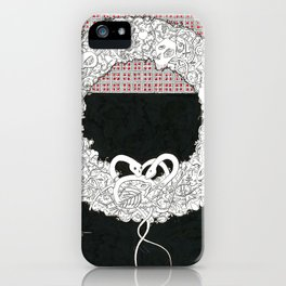 Wreath iPhone Case