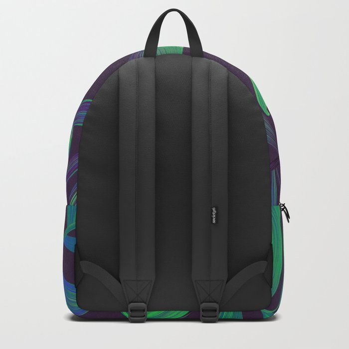 Tropical Leaves Vibes Backpack