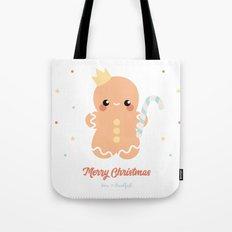 Kawaii Gingerbread Tote Bag