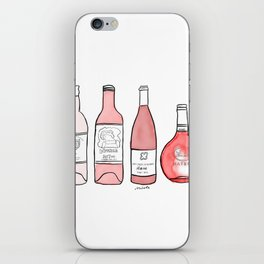 Summer of Rose iPhone Skin