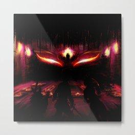 Mana: Ceremonial Staredown Metal Print