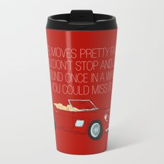 Ferris Bueller's Day Off Travel Mug