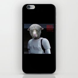 Laugh it up fuzzball iPhone Skin