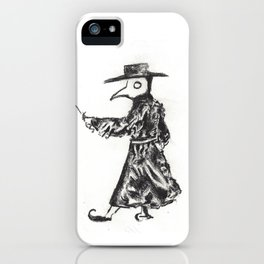 A Dancing Doctor iPhone Case