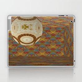 Mandalic Ball Patterned Room Laptop & iPad Skin