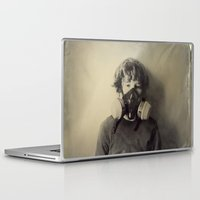 sam smith Laptop & iPad Skins featuring Sam by Rachel Wisniewski