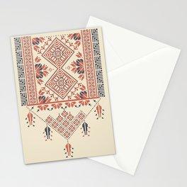 Palestina pattern Stationery Cards