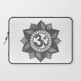 Om Mandala Laptop Sleeve