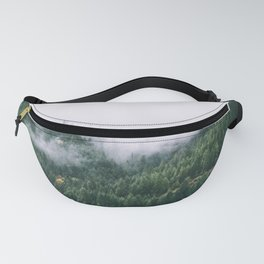 Forest Fog XVII Fanny Pack