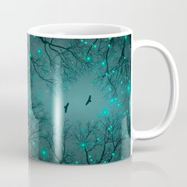 One by One, the Infinite Stars Blossomed Coffee Mug