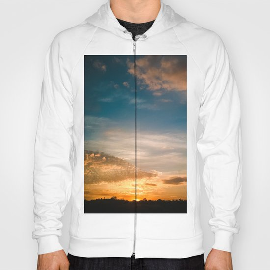 Where the sun rises Hoody