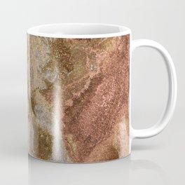 The turn of a glittering planet Coffee Mug