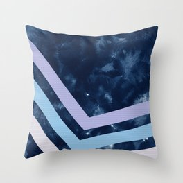 Abstract XVIII Throw Pillow