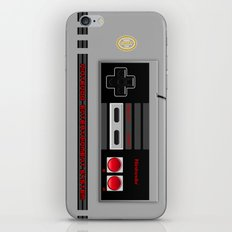 Nintendo Entertainment System iPhone & iPod Skin