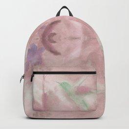 Hummingbird Selah Mirror - Rose & Sage Palette Backpack