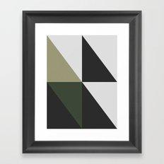 sympyll splyt Framed Art Print
