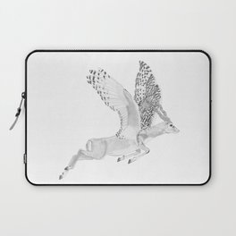 Combinations #7 - Antelope / Owl (FINAL) Laptop Sleeve