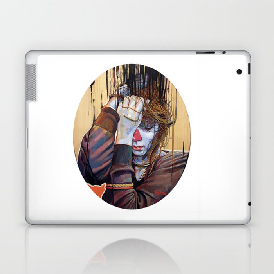 Polain Laptop & iPad Skin