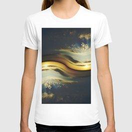 Sunset Yin Yang T-shirt
