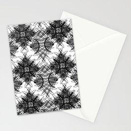 Knives Pattern Stationery Cards