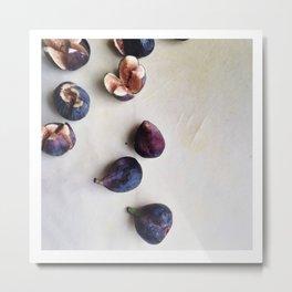 Spring Figs  Metal Print