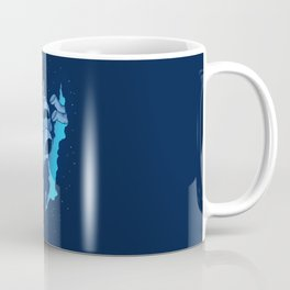The outside world Coffee Mug