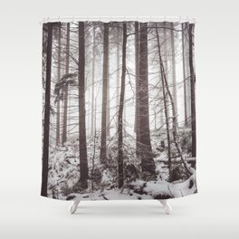 Nemophily - Landscape and Nature Photography Shower Curtain