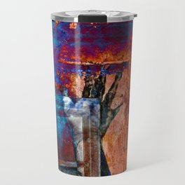 BREAKING WALLS Travel Mug