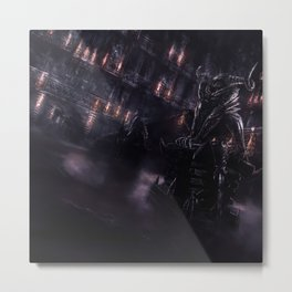Mana: Northtown Nightmare Metal Print
