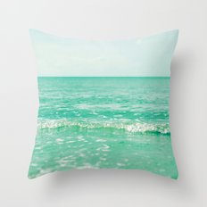 ocean 2247 Throw Pillow