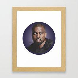 Kayne Fresh Framed Art Print