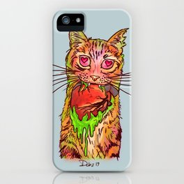Tinder Boys got me like.. what? iPhone Case