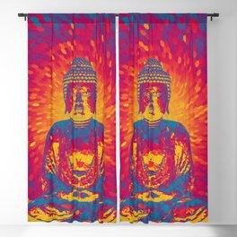 Crystal Buddha Blackout Curtain