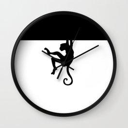 Hang On Wall Clock