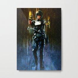 Mira  Rainbow six siege Metal Print