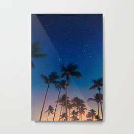 California Nights Metal Print