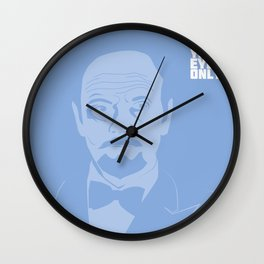 For Your Eyes Only Wall Clock