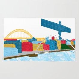 Newcastle Skyline Rug