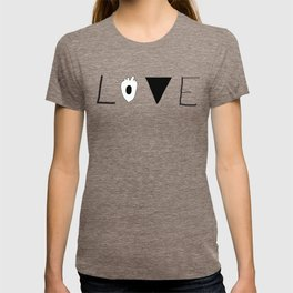 LOVE just a WORD T-shirt