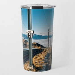 Mount Rigi Switzerland Travel Mug