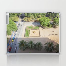 Barcelona Aerial Laptop & iPad Skin