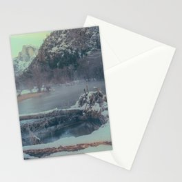 wintertime II Stationery Cards