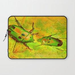 les amours des scarabées chinois Laptop Sleeve