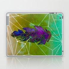 Galaxy Leaf II Laptop & iPad Skin