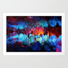 Everything is nothing (therefore it was beautiful) Art Print