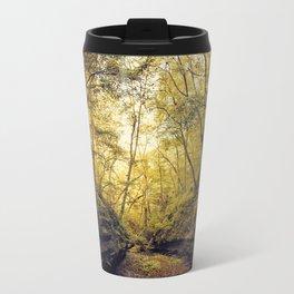Mantra of Autumn Travel Mug
