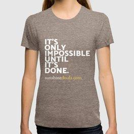 Keep Calm, I'm a Doula T-shirt